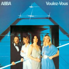ABBA - Voulez-Vous : Love this cover.  So 70's... That neon tube is just super.