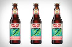 Ballast Point Watermelon Dorado Beer