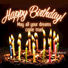 Happy Birthday Gif Fireworks Megaport Media Holidays Other