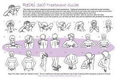 reiki hand placement - Recherche Google