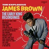 The Explosive James Brown [CD]