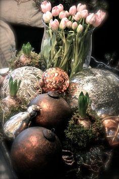 Åh, nå begynner jeg å få julestemningen -sååååå deilig! Tenk at det snart er første advent da der...