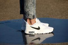 Nike Air Max Tavas BR GS White/ Black-White - 828569-101