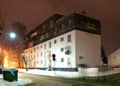 Nadstavba Holleho Mansions, Studio, House Styles, Home Decor, Decoration Home, Manor Houses, Room Decor, Villas, Mansion