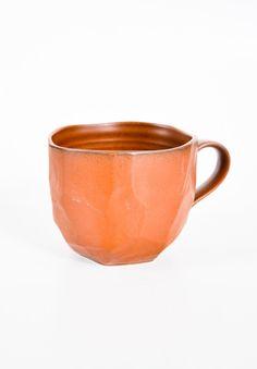 Faceted Boulder Mug