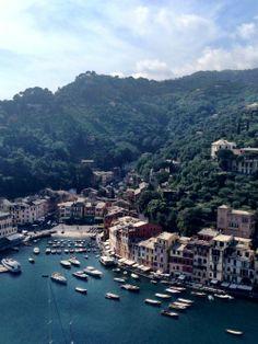 Star Pride Inaugural Voyage: A Day In Portofino | Windstar Cruises http://www.windstarcruises.com/blog