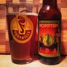 Foothills Brewing - Hoppyum IPA