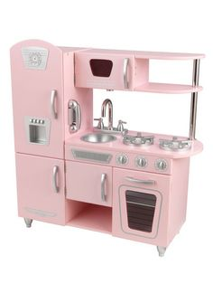 Pink Vintage Kitchen by KidKraft on Gilt.com today!