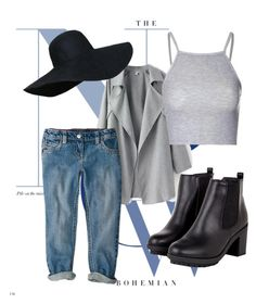 """""""Casual"""" by fashionqueen123-232 ❤ liked on Polyvore featuring Glamorous"""