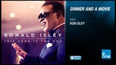 """Ronald Isley """"Dinner And A Movie"""""""