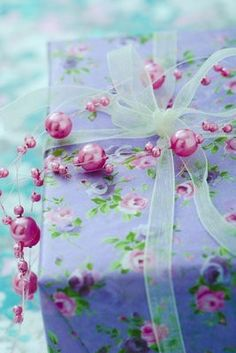 Lovely gift wrapping                                                       …