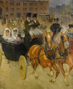 Domingo MUÑOZ Y CUESTA. Pintura. Madrid, 1850-1912