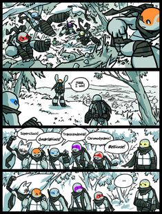 Secrets Of The Ooze page 2 by mooncalfe on DeviantArt