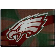 Philadelphia Eagles 8'' x 11.75'' Carbon Fiber Cutting Board - $19.99