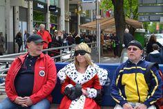 Ein Power Nap mit der Königin und den Auping Schlafmasken - Königinnentag