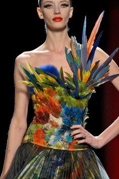 Jean Paul Gaultier Couture ♥