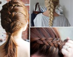 We resolve to learn to French braid this season