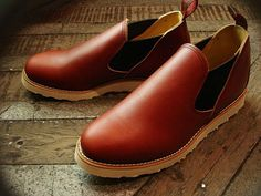 """NEW : REDWING """"#8145"""" & """"#8142"""" [ROMEO] 2015 SS !! : HOME TOWN STORE River Side"""