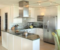 Modern Kitchen Ventilation