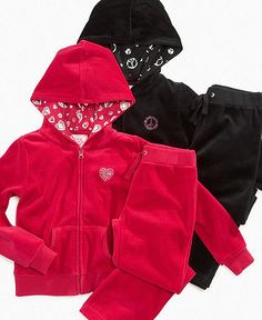 Pink Rose kids set