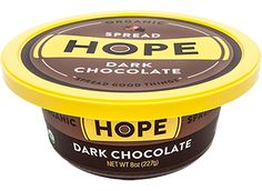 The holy grail for chocolate lovers. A low glycemic, soy-free, dairy-free indulgence that you can enjoy with fruit, pretzels, or your finger. Spread it. Dip it. Smear it. Chocolate Hummus, Healthy Dark Chocolate, Chocolate Bundt Cake, Chocolate Spread, Chocolate Lovers, Healthy Dessert Recipes, Gourmet Recipes, Healthy Treats, Healthy Foods