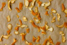 Don't Throw Away Your Citrus Rinds – Dry and Save Them For Recipes That Call for Zest | Cupcake Project
