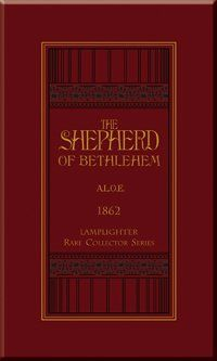 The Shepherd of Bethlehem is part of the Epic Collection. You'll find out in this exciting book by A.L.O.E, the first volume of the Heroes of Faith Series. There is no question that The Shepherd of Bethlehem will bring the Scriptures to life like no other book, as a fresh look at David's life reaches deep into your heart, cutting and pruning and drawing you ever closer to your very own Shepherd-your very own King!