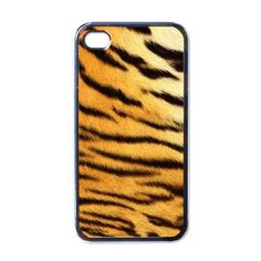 Tiger Skin iphone 4 case - Tiger Skin Pattern iPhone 4s Case Cover