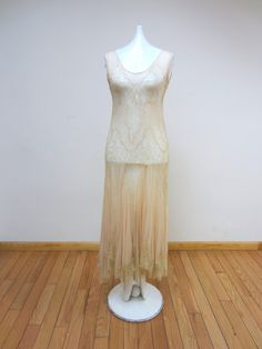 Hey, I found this really awesome Etsy listing at http://www.etsy.com/listing/127893380/1920s-chiffon-and-lace-dress