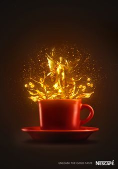 NESCAFE on Behance