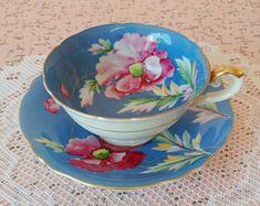 Vintage Occupied Japan tea cup