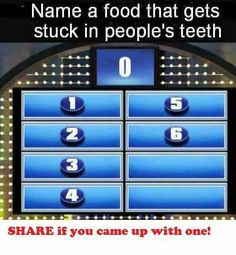 I say greens Family Feud Game, Family Feud Online, Chef Images, Facebook Engagement Posts, Pampered Chef Party, Games For Fun, Pc Games, Group Games, Interactive Posts