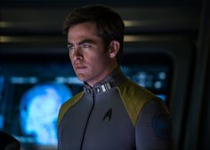 Star Trek Beyond Chris Pine Image 13