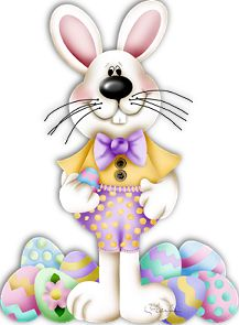 Easter Bunny and Eggs Happy Easter, Easter Bunny, Ostern Wallpaper, Easter Pictures, Diy Ostern, Cute Clipart, Easter Printables, Tole Painting, Star Painting