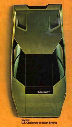 1972 Vector Concept