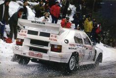 Automotive Lover & Everything! Citroen Ds, Citroen Sport, Police Cars, Race Cars, Sport En France, Monte Carlo Rally, Ford Rs, Lancia Delta, Vintage Race Car