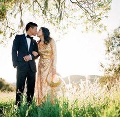 23 Fabulous Gold Wedding Dresses | Weddingomania - Weddbook