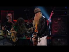 Jeff Beck with Billy Gibbons  Song: Foxy Lady (Jimi Hendrix)  The 25th anniversary rock and roll hall of fame concert