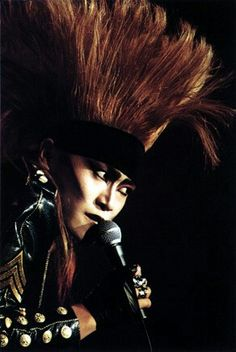 Toshi. X Japan
