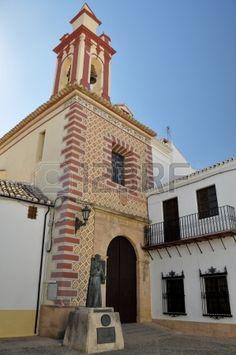 Iglesia de Nuestra Señora de la Paz, Ronda, Málaga.