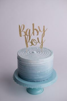 Baby Boy Cake Topper -  Baby Announcement Cake Topper, Birthday Party, Baby Shower, Cake Decor, Party Decor, Photo Prop, Centrepiece by CutPartySupplies on Etsy Baby Boy Cake Topper, Baby Boy Cakes, Cakes For Boys, Baby Announcement Cake, Small Boy, Baby Shower, Shower Cake, Photo Props, Cake Toppers