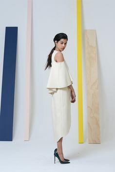 Rosie Assoulin - Fall 2014 Ready-to-Wear - Look 25 of 34