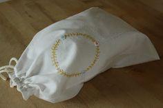 Homestead Revival: Bread Bag Tutorial