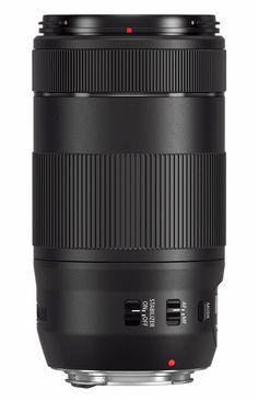 Leise, präzise und schnell: Canon EF 70-300mm 1:4-5,6 IS II USM Objektiv mit Nano USM AF
