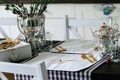 Podkładki na stół #vintage #elegant #table cloth