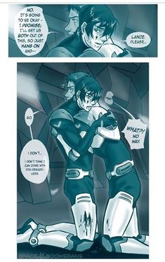 Read 1 - Angst from the story voltron pictures by elbiler (el🦔) with reads. Form Voltron, Voltron Ships, Voltron Klance, Voltron Comics, Voltron Fanart, Klance Comics, Cute Comics, Klance Cute, Klance Fanart