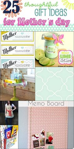 Mother's Day Round-up: 25 Fantastic Ideas for Mom