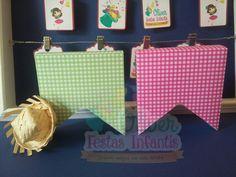 Bandeiras by Oliver Festas Infantis ☺