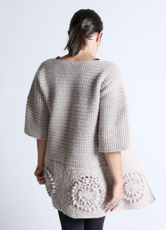 Crunch Cardigan | We Are Knitters