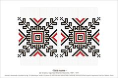 Semne Cusute: Romanian traditional motifs Folk Embroidery, Learn Embroidery, Cross Stitch Embroidery, Embroidery Patterns, Cross Stitch Patterns, Machine Embroidery, Beading Patterns, Flower Patterns, Antique Quilts